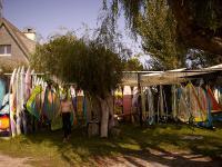 Club Nautique du Rohu - Les voiles de planche à voile