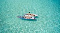 Idée cadeau : Paddle entre copines au Club Nautique du Rohu