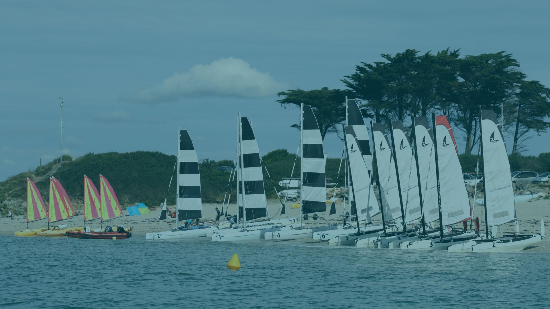 Stages, locations, cours particuliers, balades nautiques...