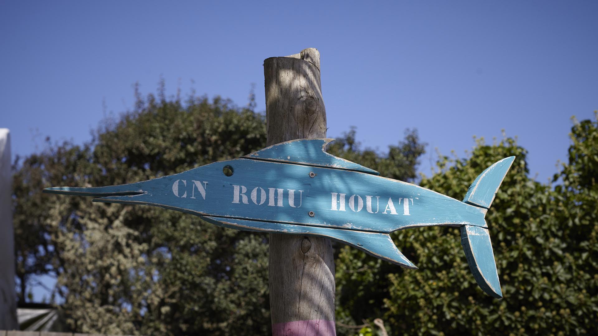 Le Club Nautique du Rohu est présent à Houat !